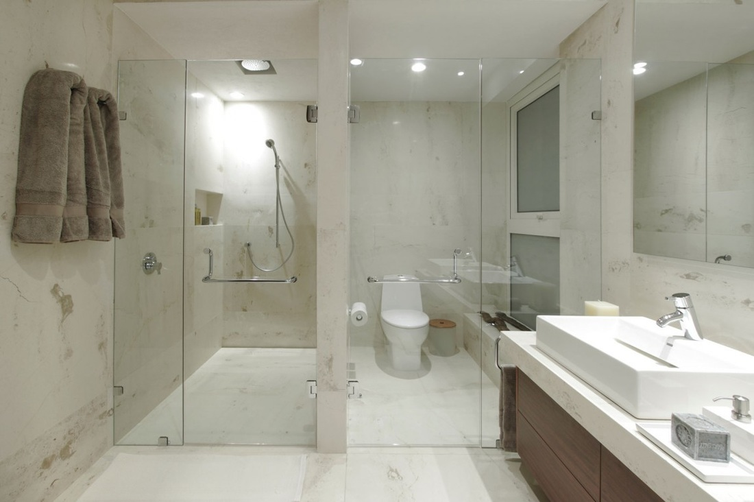 GLASS SHOWER ENCLOSURE BY BLINDS DECORS PHILIPPINES Blinds And - Cost of bathroom glass partition
