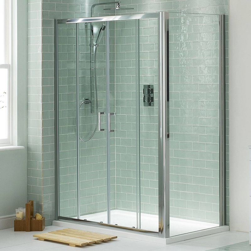 GLASS SHOWER ENCLOSURE BY BLINDS & DECORS PHILIPPINES - Blinds and ...